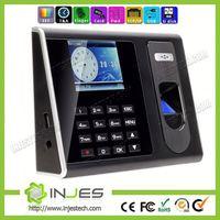 INJES TCP/IP Finger Electronic Time Recorder(ut88)