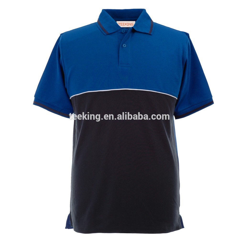custom cheap work polo shirt