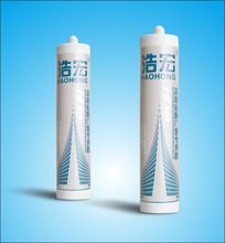 High quality clear window door adhesive and sealant