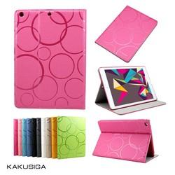 2015 hot sale smart leather cover case for ipad mini