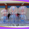 TPU/PVC football inflatable body zorb ball/ soccer bubble human bubble ball
