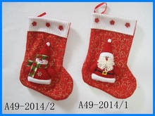 Guangdong Factory produce Christmas Plush Toys popular design