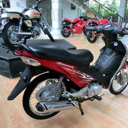 Cub Bike (110cc) Wonjan-Suzuki engine, Motorcycle, , Motorbike, Chopper bike, Autocycle,Gas or Diesel Motorcycle