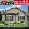 Light Steel Villa, Steel Frame Cheap Modern Luxury Prefab Modular Log Homes for sale One Storey 017