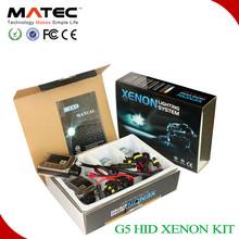 HID xenon kit 3000k-30000k yellow blue white 12v 35w electric car motor conversion kit
