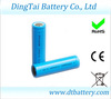 Rechargeable Cylindrical Battery LiFePO4 18650 3.2V 1100mAh 10C
