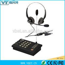 usb skype headsets headphones with rj9 port