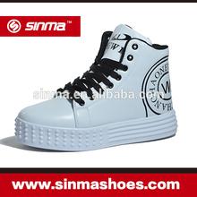 2014 New High-top shoes Casual shoes Women Sneaker Skateboard