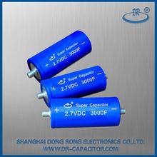 2.7V 3000 Ultracapacitors Supercapacitors Ultra capacitors Super capacitors