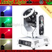 24 prism white housing 230w sharpy 7r beam moving head light