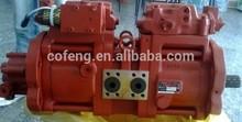 Hydraulic piston pump for KAWASAKI K3V112DTP16AR-9N49-Z used on SH200-3 Excavator