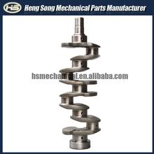 engine crankshaft KOMATSU 4D95 PC120-6 6205-31-1100 6205-31-1200