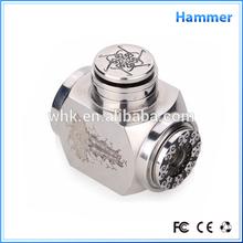 2015 Electronic cigarette big vapor hammer mod wholesale best mechanical mod hammer