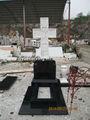 gesù croce lapide in marmo