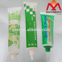 OXM plastic packaging pharmaceutical onitment tube