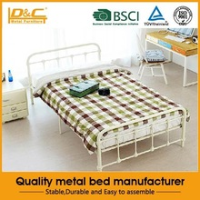 Wrough Iron Bed, Metal bed, Kids metal bed for Kmart single bed