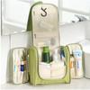 Korean fashion hook hanging toiletry bag , travel cosmetic bag , travel toilet bag