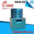Nch-50 completamente automatico certificato ce pollo spiumatura macchina per 5 polli per la vendita calda