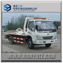 FORLAND 4X2 4t flat wrecker truck
