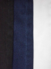 48% cotton 47% polyester 5% spandex knitted denim fabric