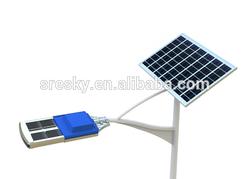 Outdoor Led Floor Solar Lighting Rural Road Lamp Kits