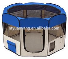 foldable oxford fabric cat enclosure new design in 2015