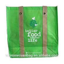 China manufacture non-woven reusable folding shopping bags