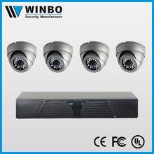 New design AHD DVR Kit CCTV System