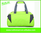 600D polyester Weekend Travelling Bag