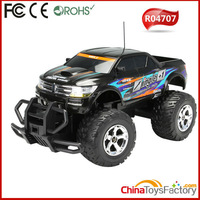 R04707 1:12 Scale 4 Channel RC Car Jeep Toys Remote Control Cheap RC Truck