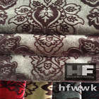 100% polyester flocking shiny velvet sofa fabric
