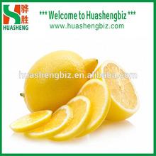 Chinese citrus fruits lemon