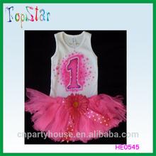 Hotsale Novelty Girls Color Fairy Party TuTu Dress