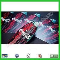 Plastic Playing Cards Black Skorpion