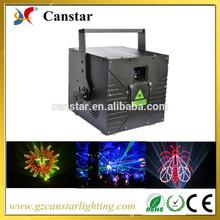 CM-RGB2000 OEM mini RGB full color Animation 2w laser light