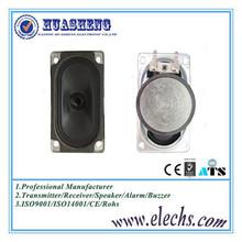Square shape powered passive F0--20kHz tv 50mm speaker