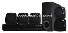 Full fuction 5.1 speaker Home theater HT-357 music system