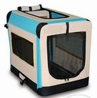 new design 2014 carrying soft pet dog carriers cages house travel bags