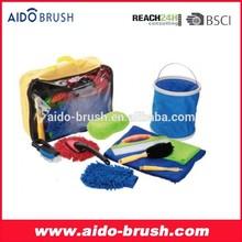 10 PCS Microfiber Deluxe Car Wash Wax Kit