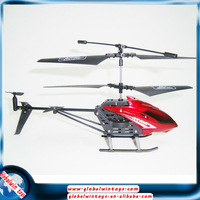 metal series rc helicopter 818 3ch infrared remote control red helicopter manufacturer with 3D directional fly and gyro