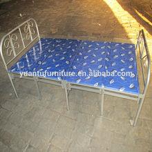 Cheap mental folding bed kids