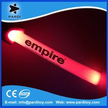Single color flashing led foam glow stick party decoration