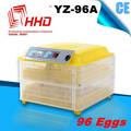 2014 melhor incubadora! Totalmente automático barato para incubação ovos de pato para venda