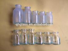 5ml-30ml molded glass vial, USP type Molded Pharmaceutial Glass Vials