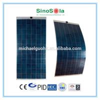sinosola mono and poly solar panel 300w