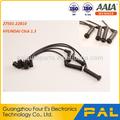 De alto rendimiento de silicona bujías de encendido del cable de alambre conjunto oem 27501- 22b10