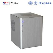 Realan Mini Desktop Computer case Medical PC Home Computer case E-D5