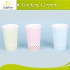 2015 Ceramic coffee mug without handle wholesale
