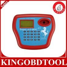 hot Super AD900 Pro Key Programmer 3.15V chip key copy machine with 4D Function,super ad 900 transponder key programming system