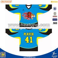 2014 best selling custom hockey jersey cheappest ice hockey jersey